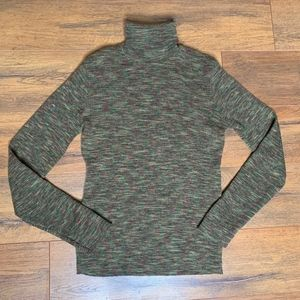 Old Navy | Green Turtleneck